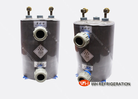 Heat Exchanger Evaporator Condenser Coil Chiller