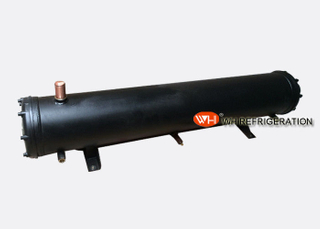 210KW Boat Engine Heat Exchanger Shell And Tube Type For Marine Euipment