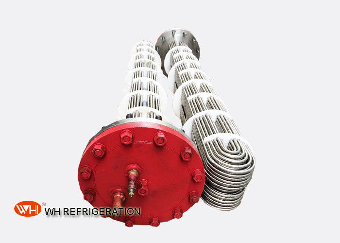 Highly Efficient Shell And Tube Heat Exchanger For Corrosion Resistant